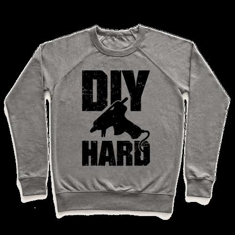 DIY Hard Pullover