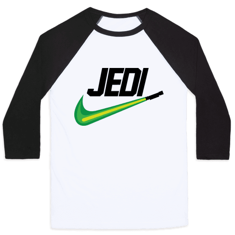 JEDI (ATHLETIC) Baseball Tee