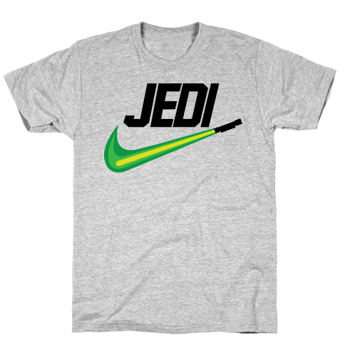 JEDI (ATHLETIC) Mens T-Shirt
