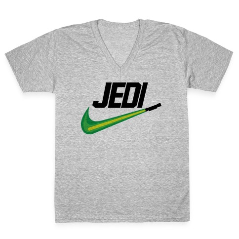JEDI (ATHLETIC) V-Neck Tee Shirt
