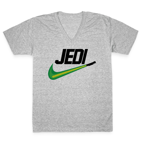 JEDI (ATHLETIC) V-Neck Tee Shirt