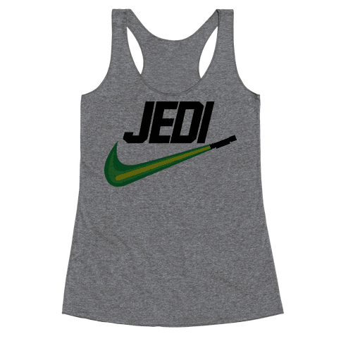 JEDI (ATHLETIC) Racerback Tank Top
