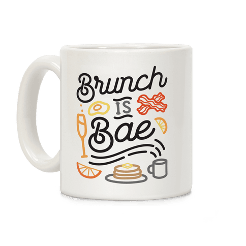 Brunch Is Bae Coffee Mug