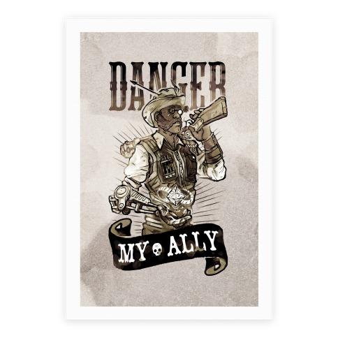 Danger My Ally Poster