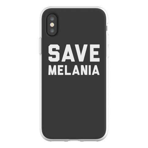 Save Melania Phone Flexi-Case