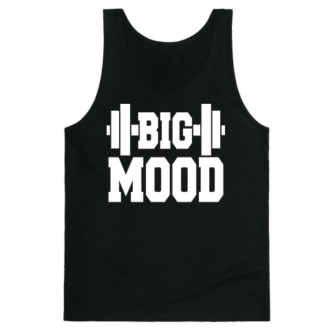 Big Mood Weights Tank Top
