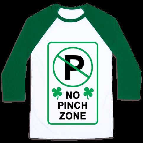 No Pinch Zone