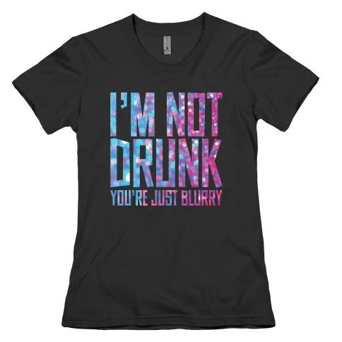 Drunk Womens T-Shirt