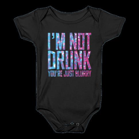 Drunk Baby Onesy