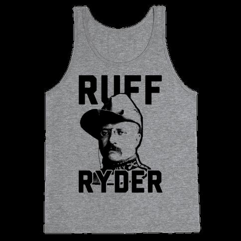 Ruff Ryder Theodore Roosevelt Tank Top