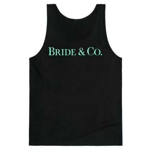 Bride & Co Tank Top