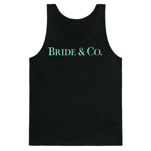 Bride & Co Tank Top