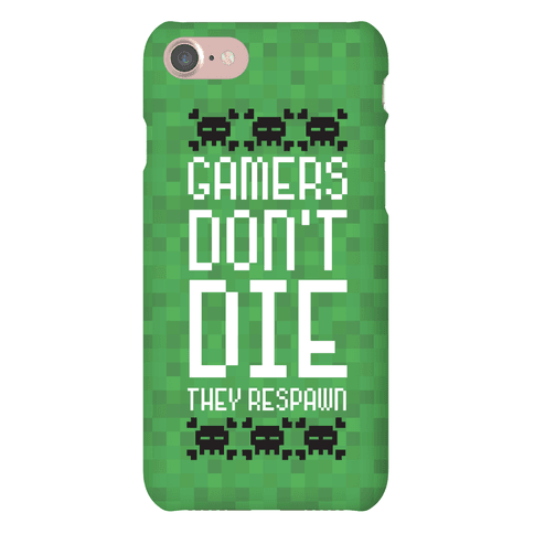 Gamers Don't Die