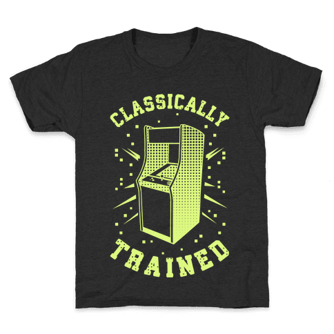 Classically Trained Kids T-Shirt