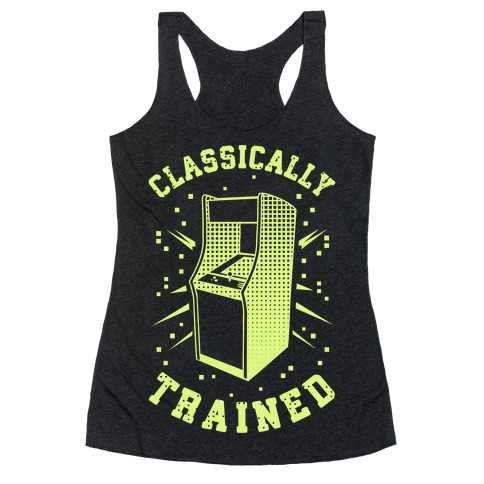 Classically Trained Racerback Tank Top