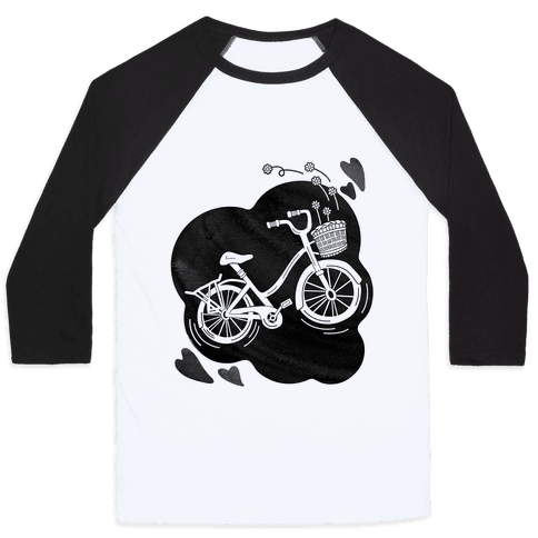 Pedal To The Metal Baseball Tee