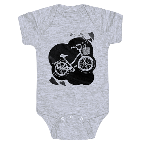 Pedal To The Metal Baby Onesy