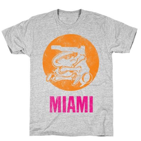 Miami (Vintage) T-Shirt