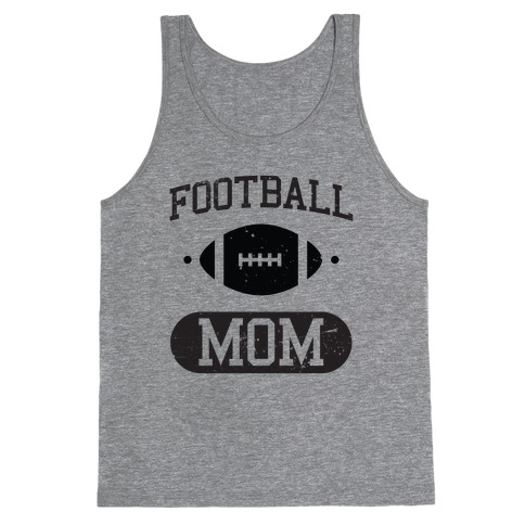 Football Mom Tank Top