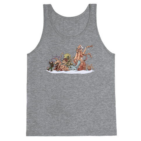"""Where the Wild """"Things"""" Are Tank Top"""