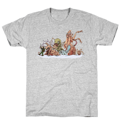 "Where the Wild ""Things"" Are Mens T-Shirt"