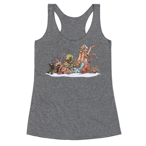 """Where the Wild """"Things"""" Are Racerback Tank Top"""