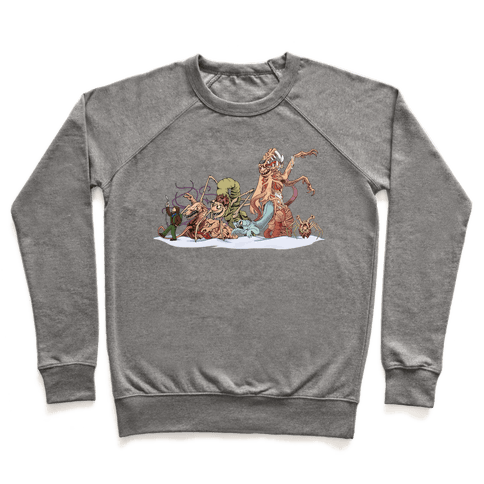 "Where the Wild ""Things"" Are Pullover"