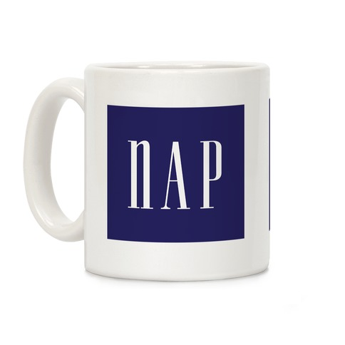 Nap Coffee Mug