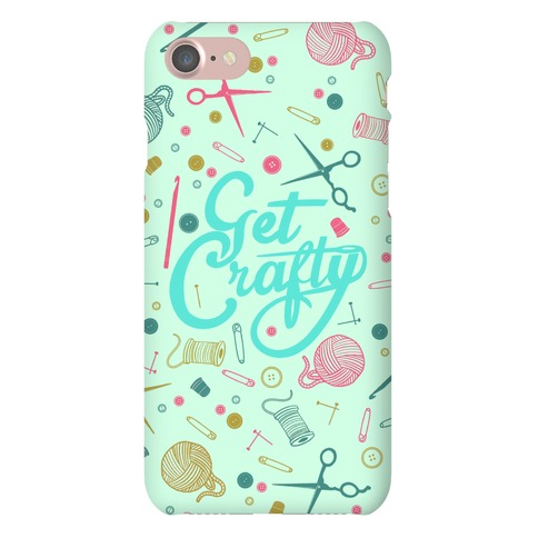 Get Crafty Phone Case