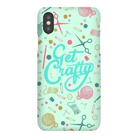 Get Crafty Phone Case