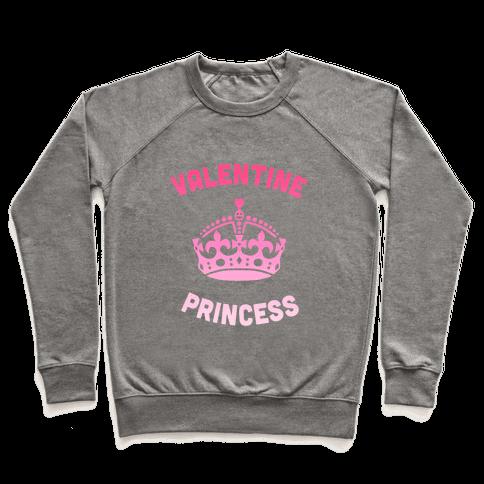 Valentine Princess Pullover
