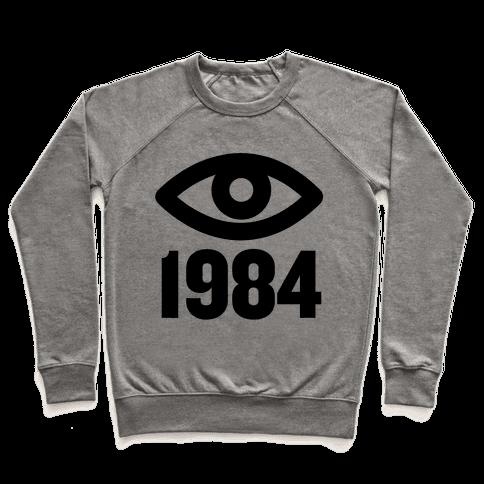 1984 Eye Pullover