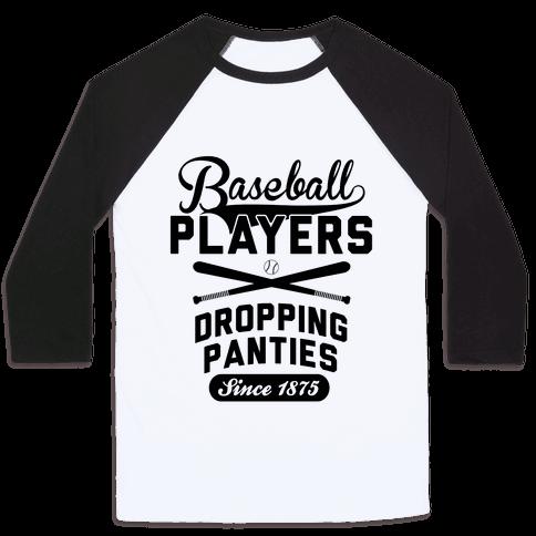 Baseball Players Baseball Tee