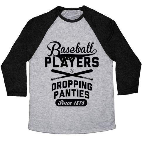 Baseball Players Baseball Tee