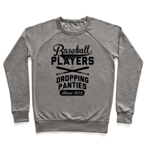 Baseball Players Pullover