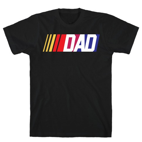 Race Dad T-Shirt