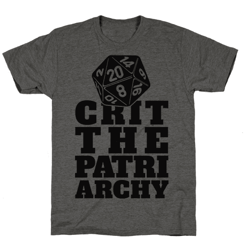 Crit The Patriarchy