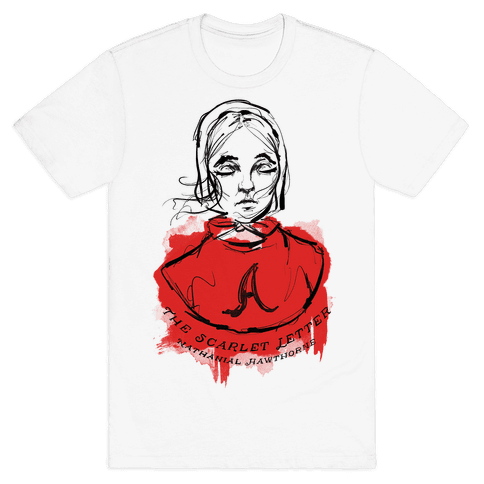 The Scarlet Letter Mens T-Shirt