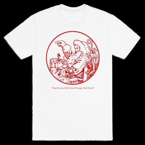 You Go, Glen Coco! Mean Girls Christmas Mens T-Shirt