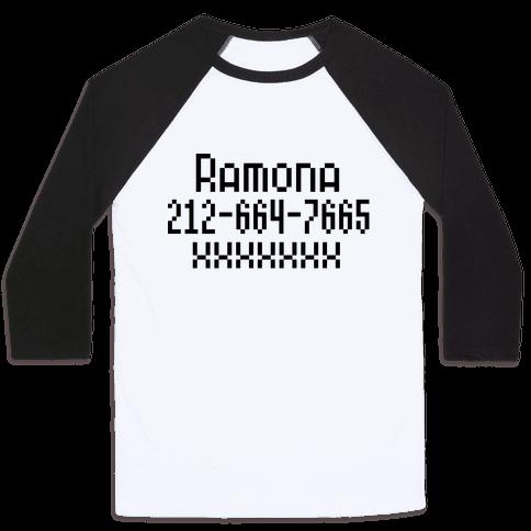 Ramona's Number