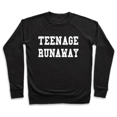 Teenage Runaway Pullover