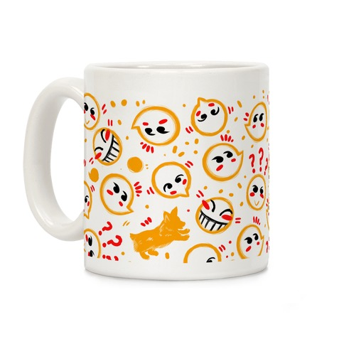 Corgi and Hacker Coffee Mug