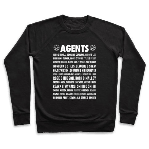 Winchester FBI Agents Pullover