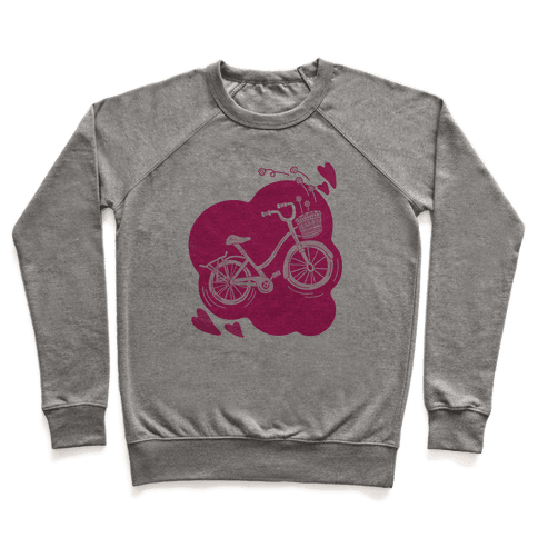 Pedal To The Metal Pullover
