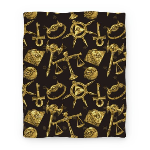 Millennium Items Blanket
