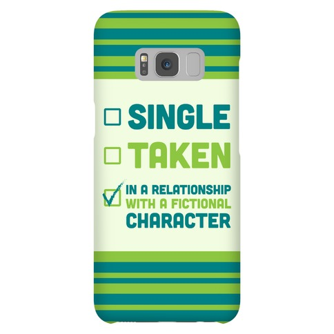 Fictional character dating app