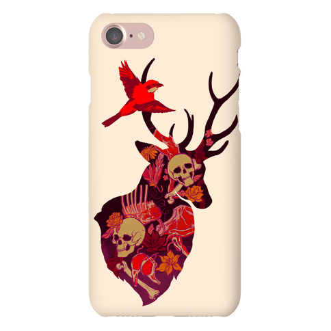 The Shrike & The Stag Phone Case