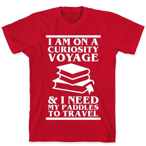 Curiosity Voyage T-Shirt