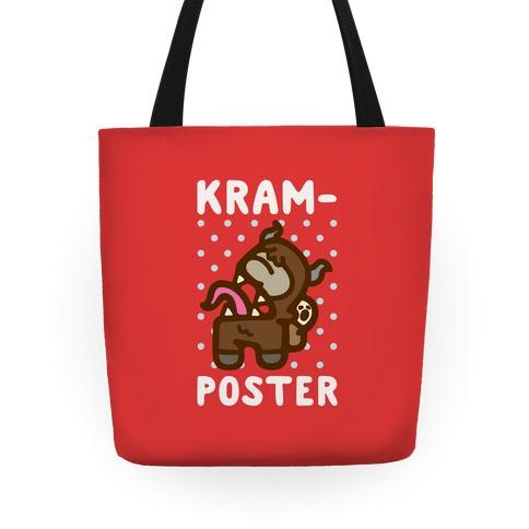 Kram-Poster Parody Tote