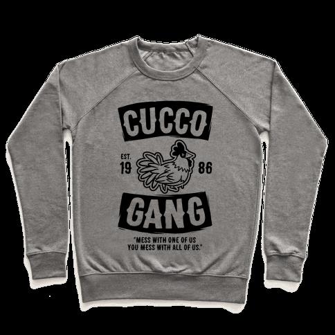 Cucco Gang Pullover